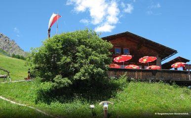 Bergrestaurant Glocknerblick in Kals Osttirol