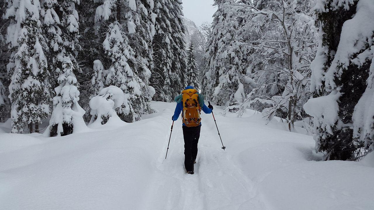 Winterwandern in Osttirol … das heißt loslassen, atmen, frei sein – einfach Entspannung pur!