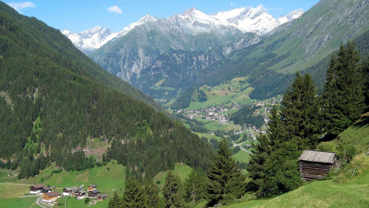 Prägraten am Grossvenediger - Das Wander- und Bergsteigerdorf
