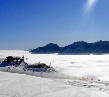 Skigebiet Zettersfeld Lienz - OsttirolerLand.com   © TVB Osttirol Steiner Mandl