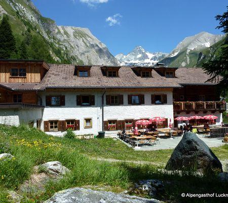 Alpengasthof Lucknerhaus - Kals in Osttirol | TVB Lucknerhaus