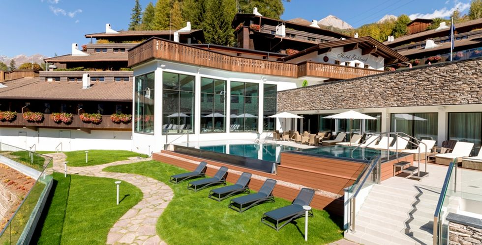 Hotel Goldried ***   Wellness & Spa in Matrei Osttirol