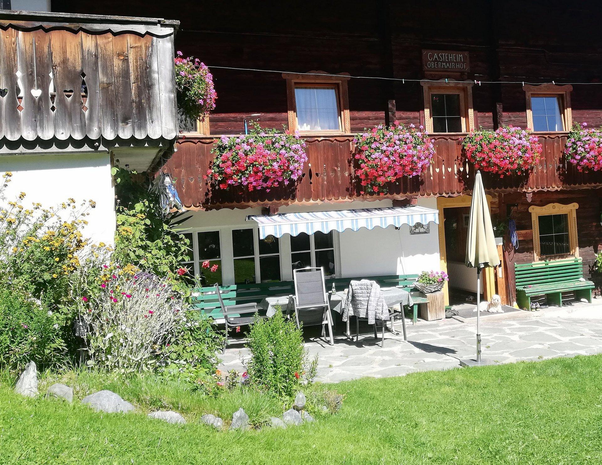 Gästehaus Obermairhof
