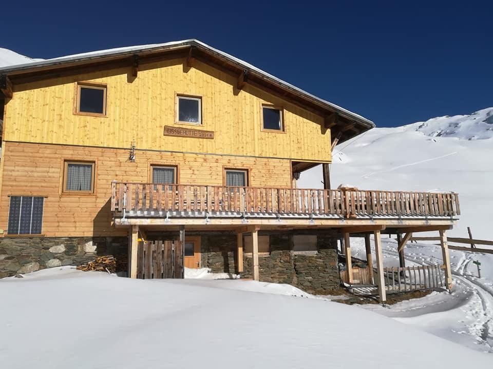 Eissee Hütte 2.521m
