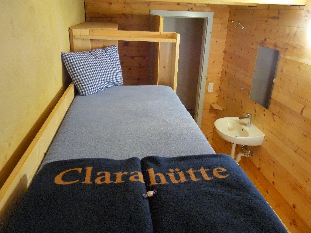 Clarahütte 2.038m