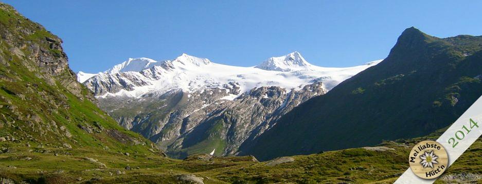 Berghaus Außergschlöß 1.700m