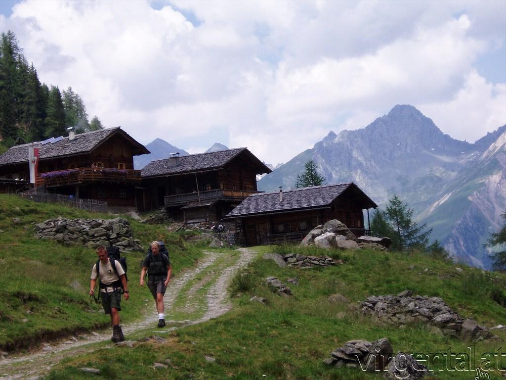 Arnitzalm 1.848 m - geschlossen
