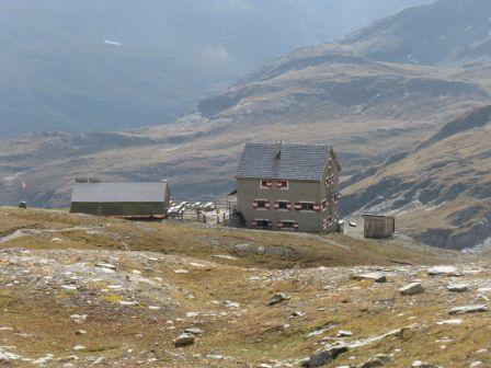 Salmhütte 2.644 m