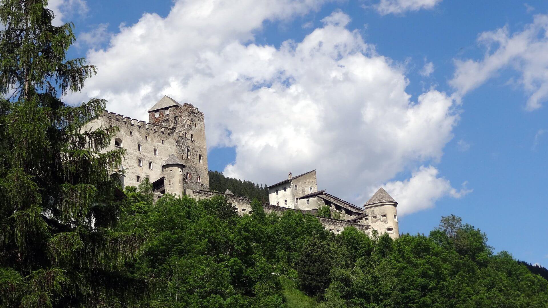 Burg Heinfels in Osttirol - Die Geschichte einer Königin | Bild: r.gasser