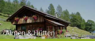 Hier geht's zu den Schutz und Berghütten in Osttirol