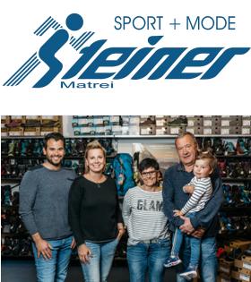 Sport Steiner - Skiverleih & Mode | Matrei in Osttirol/Österreich