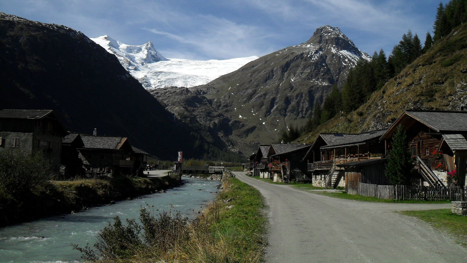 Das Osttiroler Gschlösstal: eine paradiesische Schönheit