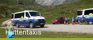 Hüttentaxis & Wandertaxis in Osttirol