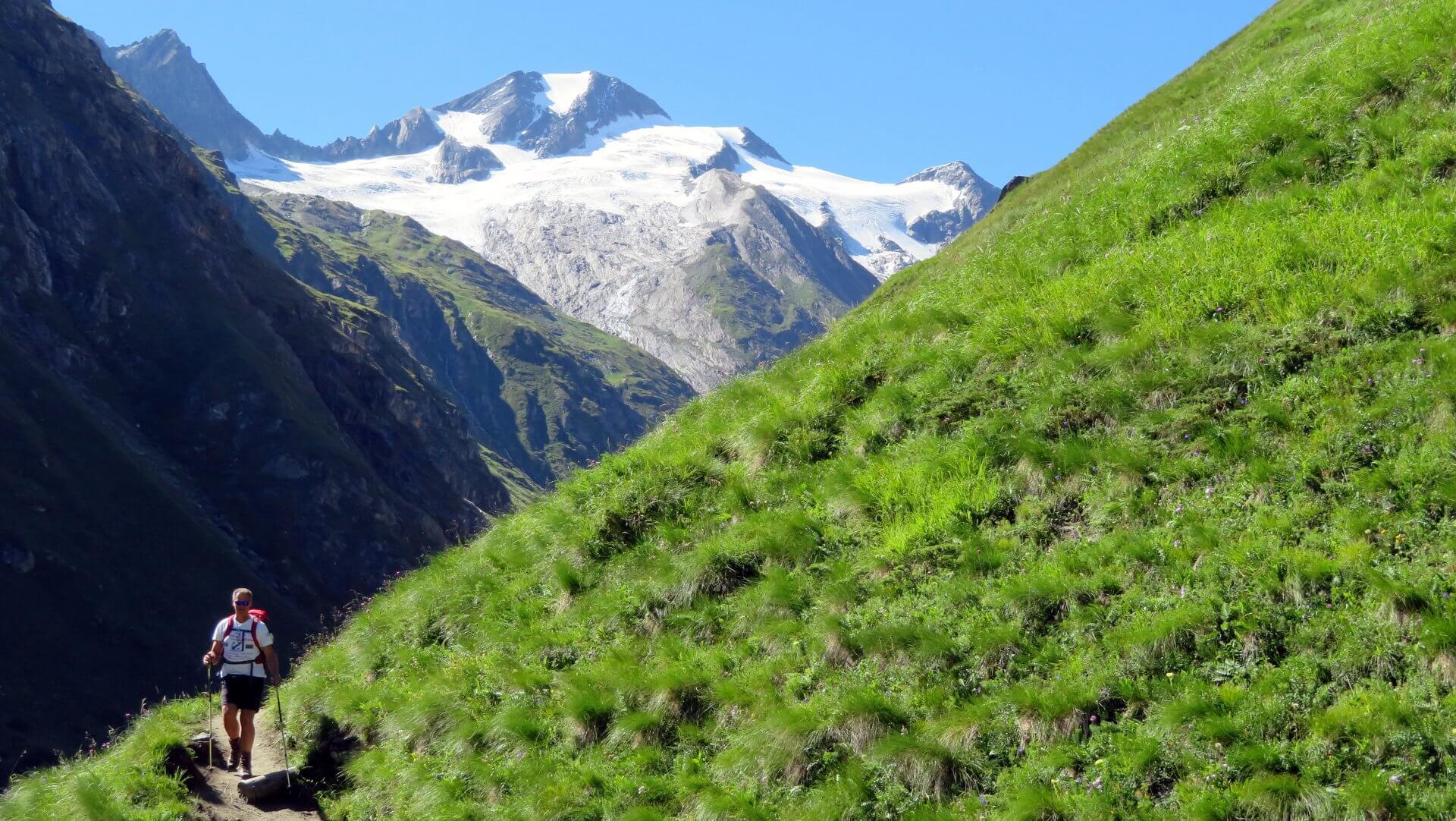 Iseltrail - Der neue Weitwanderweg in Osttirol