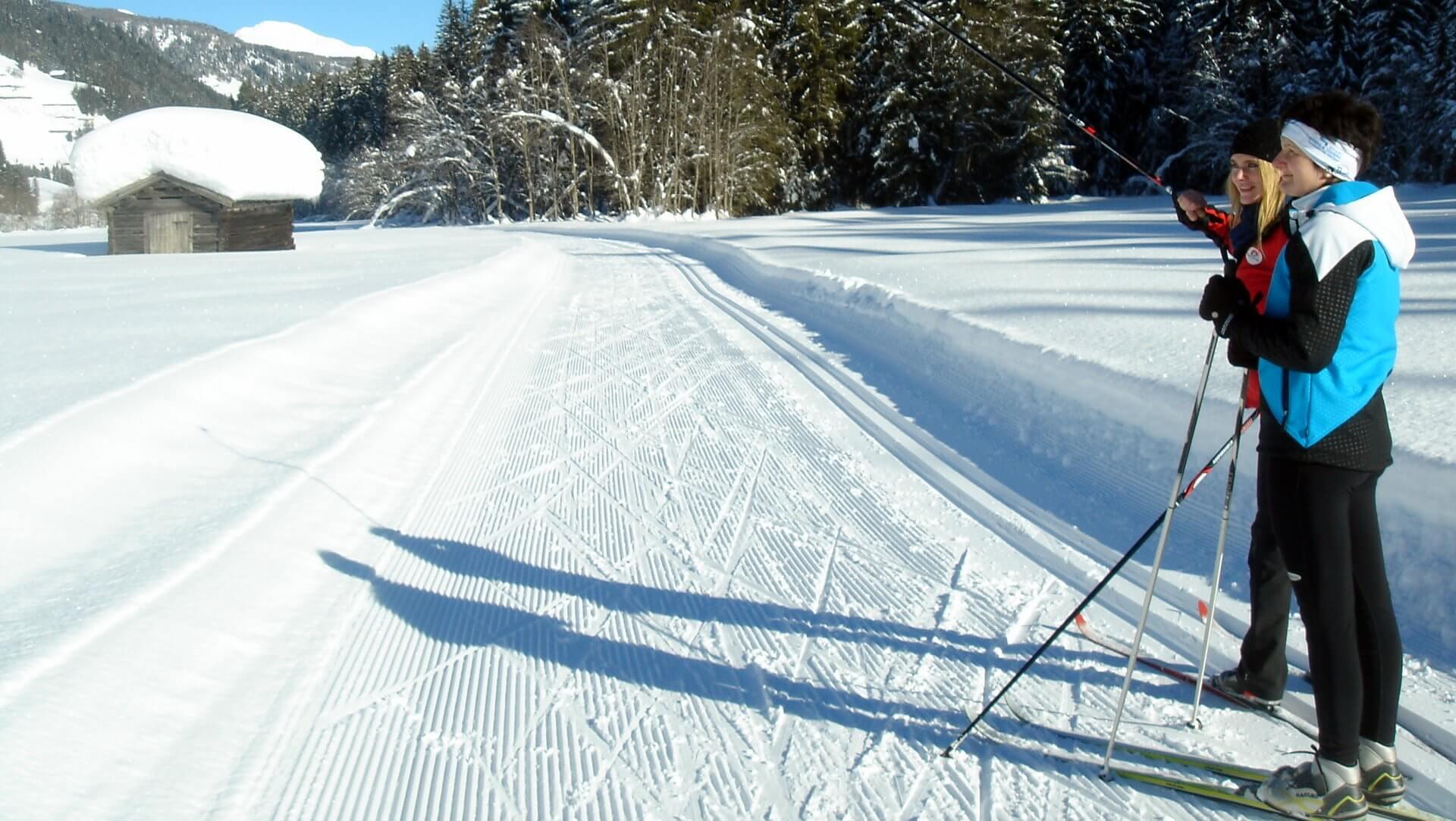 Skitouren in Lesachtal - Beschaulich und naturbelassen   © TVB Hochpustertal