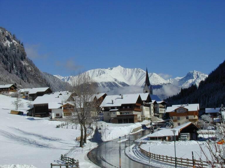 St. Jakob im Defereggental im Winter - OsttirolerLand.com   © TVB Osttirol St. Jakob