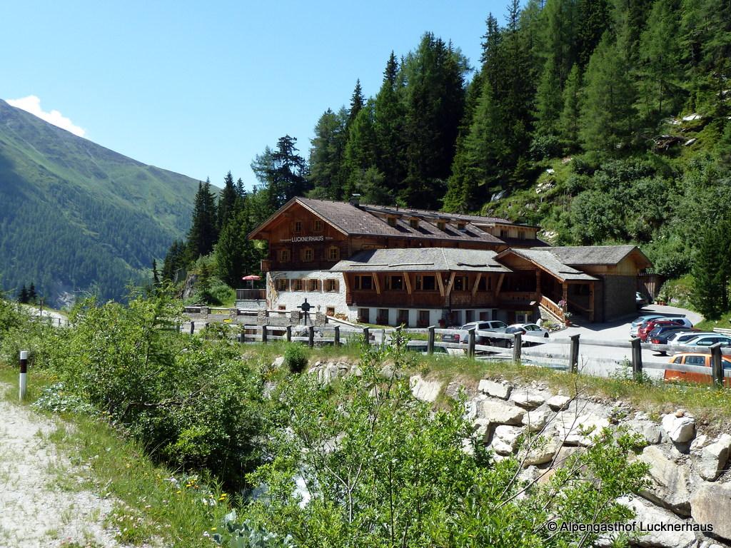 Alpengasthof Lucknerhaus in Kals am Großglockner