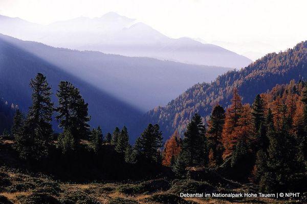 Wandern » Natur- und Kulturlehrweg Debanttal in Osttirol