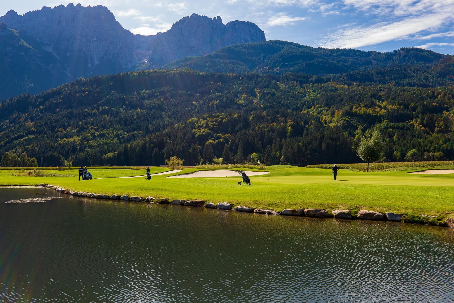 Golfen in Osttirol -  Golfclub Dolomitengolf Osttirol   © Pixapay