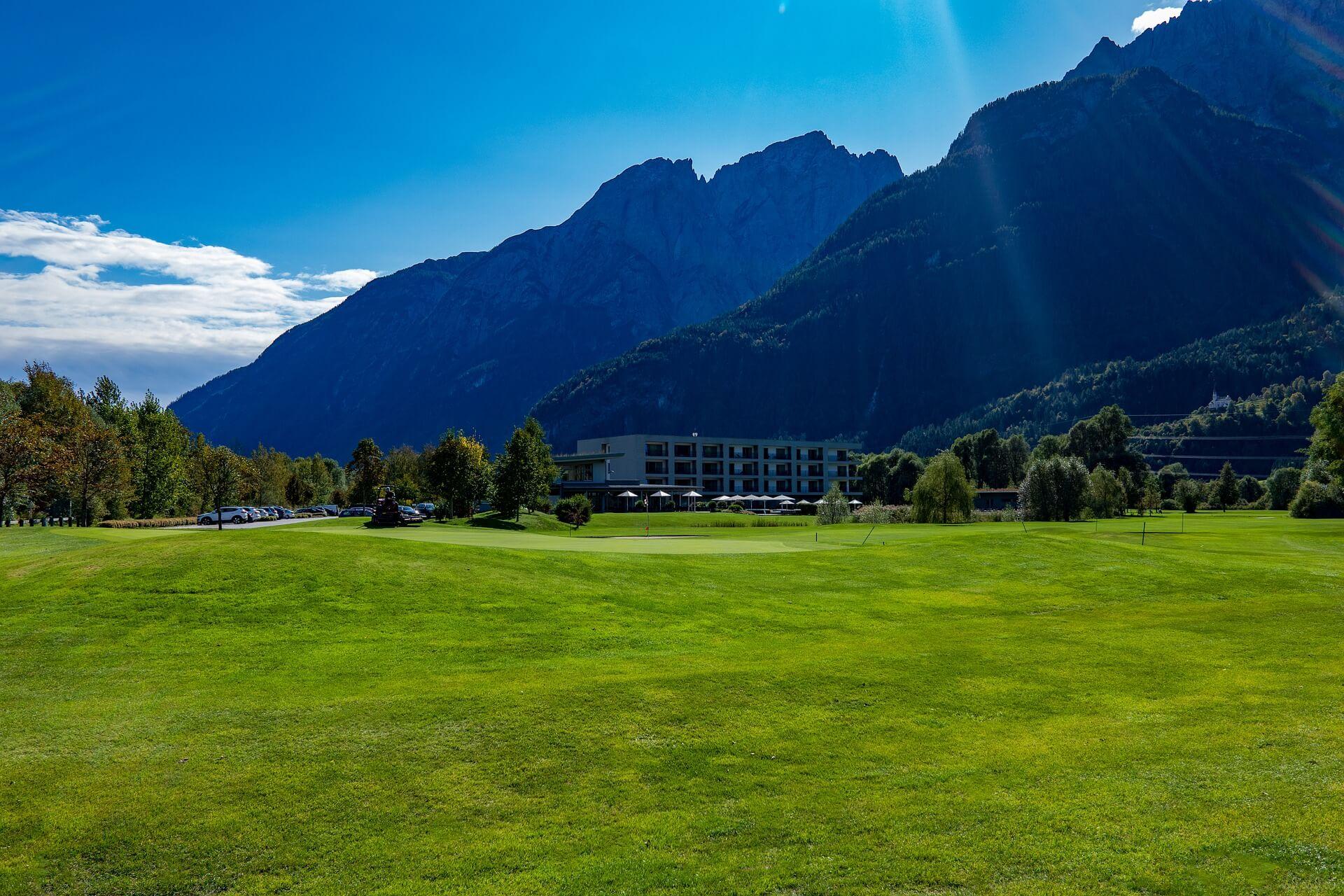 Golfclub Dolomitengolf Osttirol   Lavant bei Lienz Osttirol