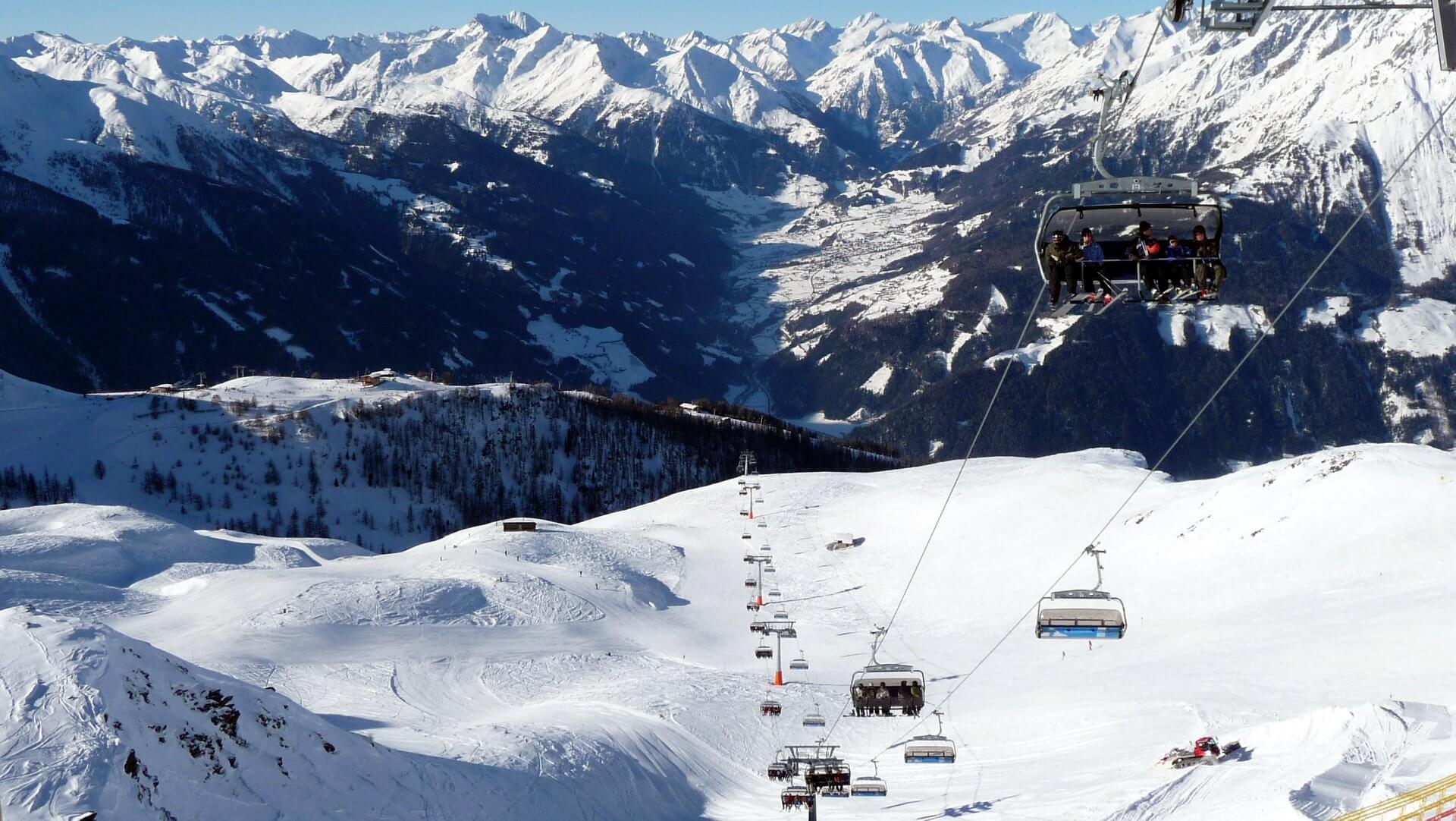 Skigebiete in Osttirol - Grossglockner Resort Kals-Matrei  | Foto Köffler
